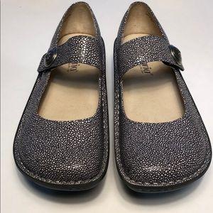 Alegria Paloma Le Artist Mary Jane Shoes Like New